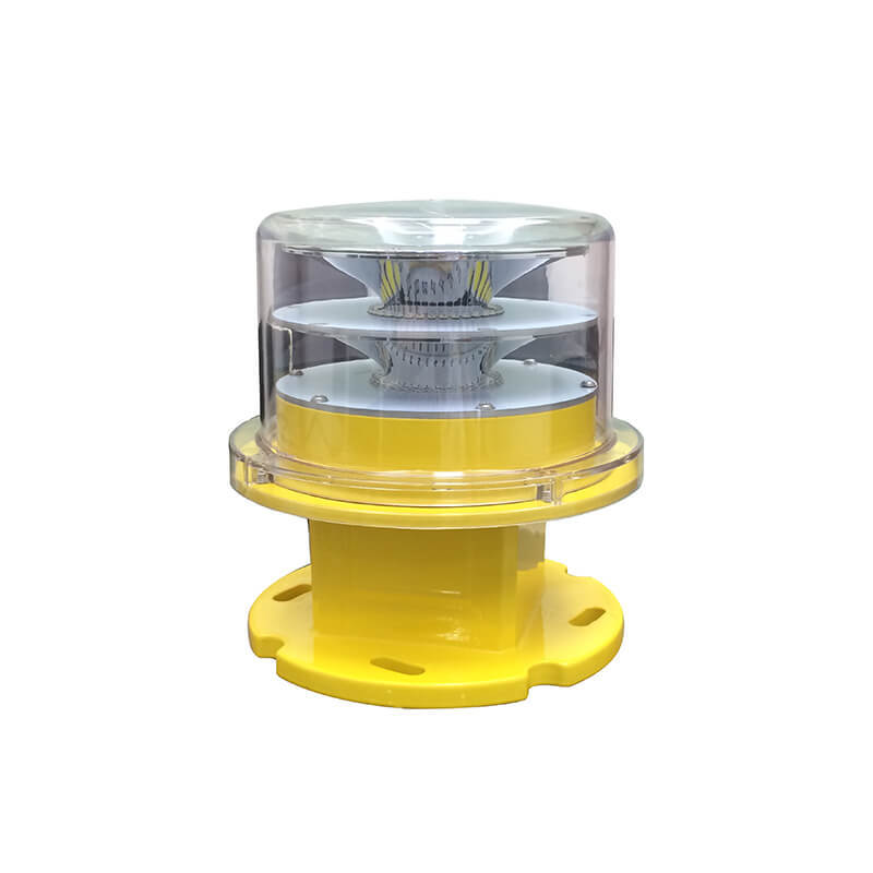 Aviation Obstruction Light Medium-intensity Double LED ICAO Certified CS-864/D