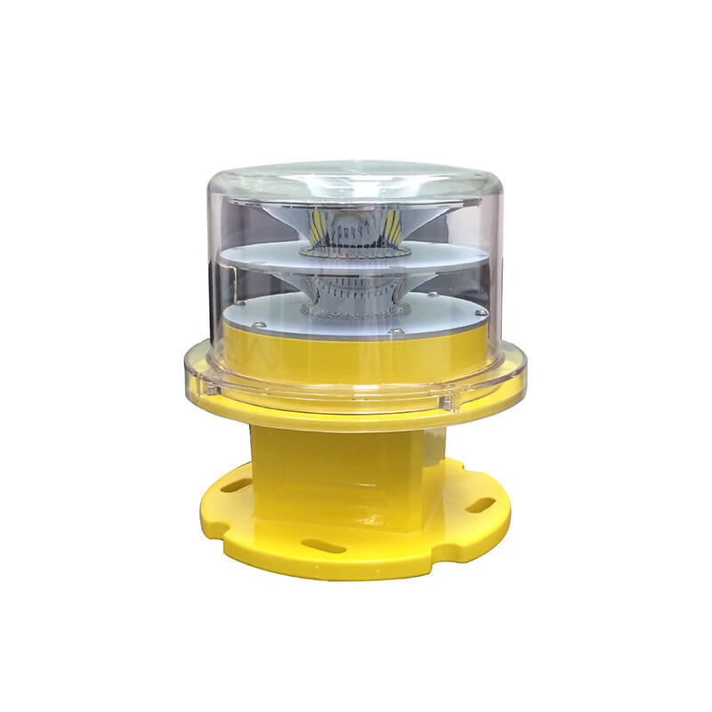 Aviation Obstruction Light Medium-intensity Dual LED ICAO Certified  CS-86/R
