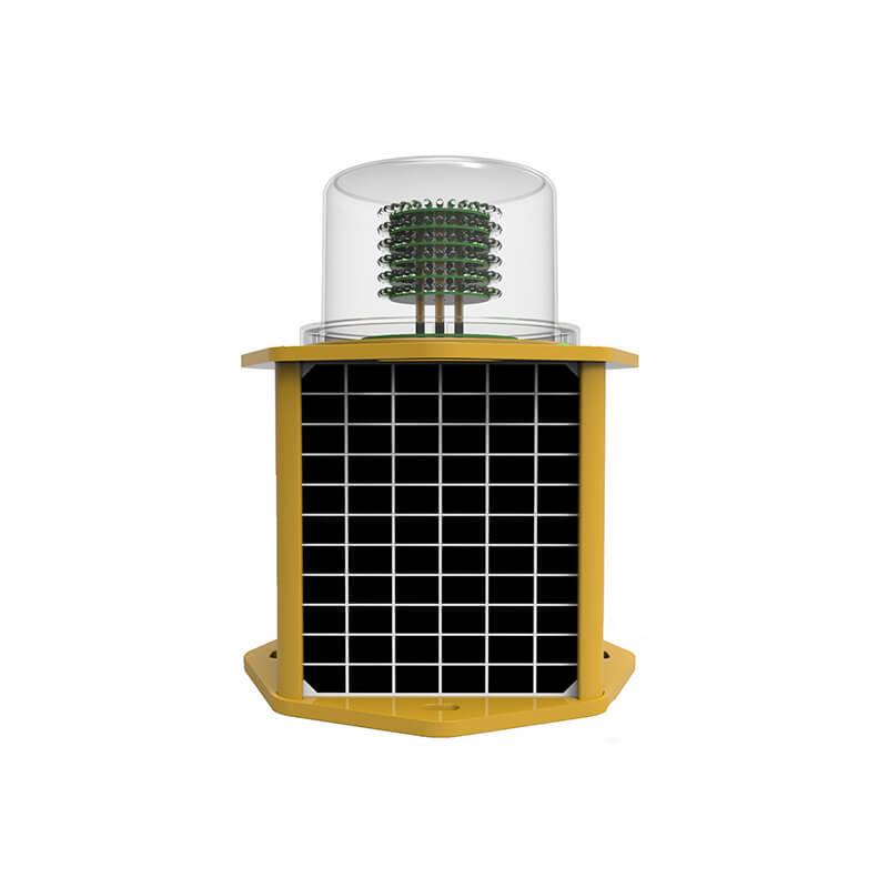 Medium-intensity Type B Solar Aviation Obstruction Light CS-864/S
